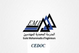 CEDOC : Note aux nouveaux Inscrits
