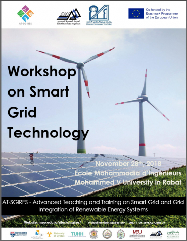 AT-SGIRES - Advanced Teaching and Training on Smart Grid and Grid Integration of Renewable Energy Systems