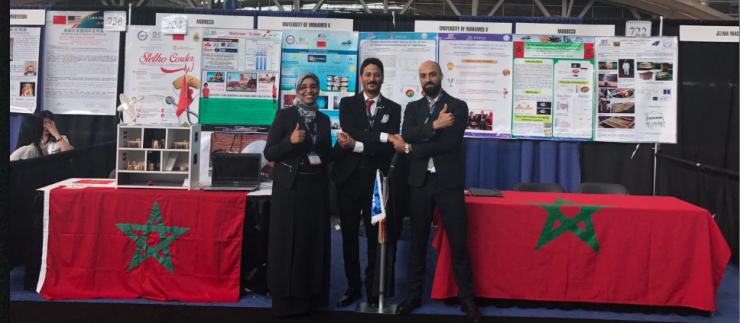 INPEX 2017 International Exhibition of Inventions, in Pittsburgh, Pennsylvania, USA